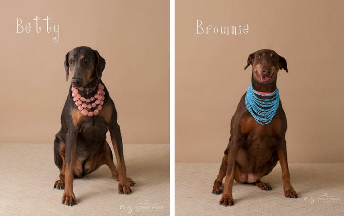 Brownie & Betty